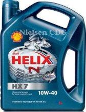 Shell Helix diesel HX710W-40,