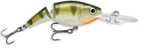 RapalaJointed Shad Rap Wobbler 5cm YP (Yellow Perch)
