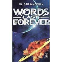 Words Last Forever (New Windmills KS3)