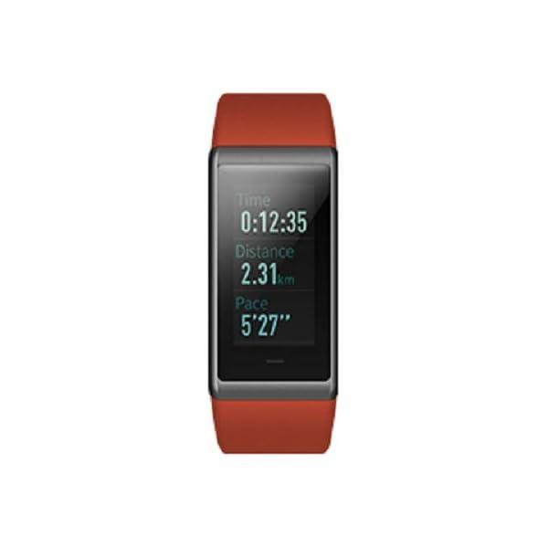 Amazfit Cor Wristband activity tracker Rojo LCD 3,12 cm (1.23″) Inalámbrico