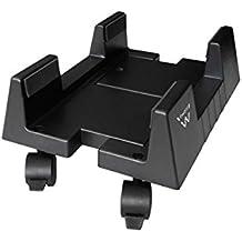 Ewent EW1290 - Soporte (Cart CPU Holder, Escritorio, 8 kg, Negro,
