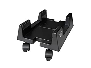 Ewent EW1290 Portacase, Supporto per PC case con rotelle Bloccabili, larghezza regolabile, nero (B01NACWJBY) | Amazon price tracker / tracking, Amazon price history charts, Amazon price watches, Amazon price drop alerts