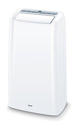LE 60 Luftentfeuchter / Bautrockner bei zu hoher Luftfeuchtigkeit in Räumen bis 60 m², mit Dauerbetrieb und Timer