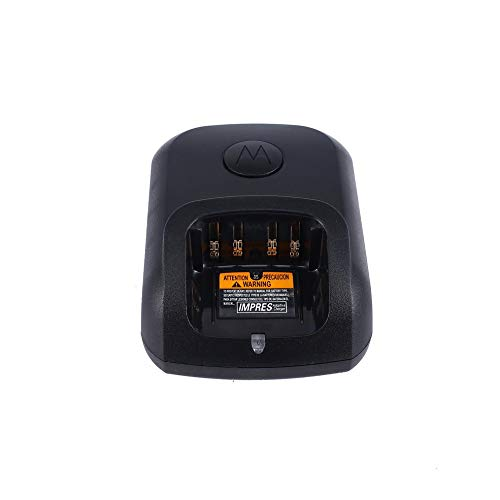 Nur basis ladegerät für motorola xir p8268 dp4400 dp4800 dp4801 dep550 dep570 dp2000 dp2400 dp2600 etc. wlakie talkie Motorola Base