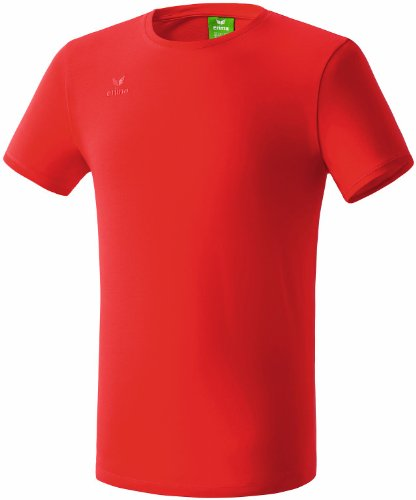 erima Kinder T-Shirt Style, rot, 128, 208354