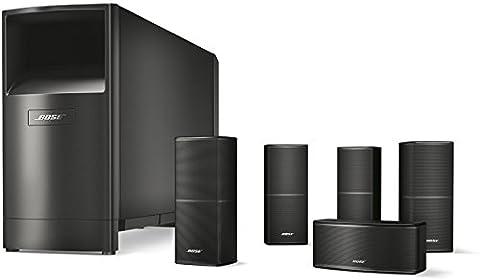 Bose Acoustimass 10 Series V Home Cinema Lautsprecher System schwarz