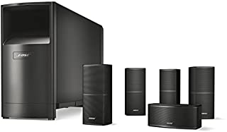 Bose ® Acoustimass 10 Series V Home Cinema Lautsprecher System schwarz (B00TU5A1W8) | Amazon Products