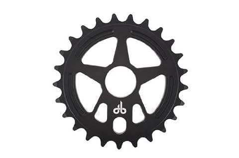 Diamondback 25T BMX Sprocket in anodised colours. (Black)