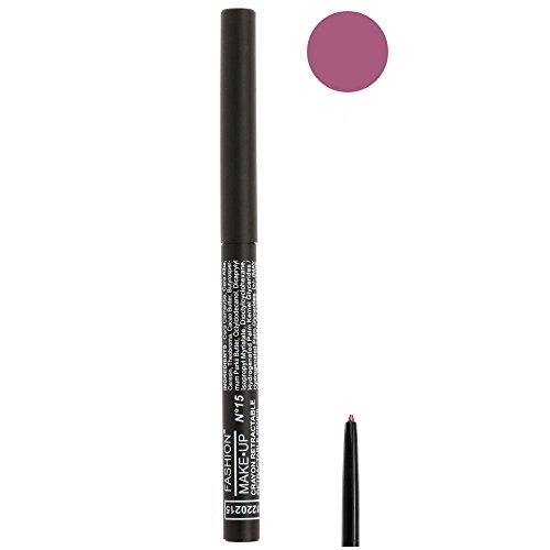 FASHION MAKE-UP - Maquillage Lèvres - Crayon Automatique - N°15 Mars