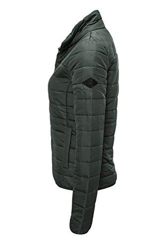 Only Damen Steppjacke Übergangsjacke Leichte Jacke Jet Set