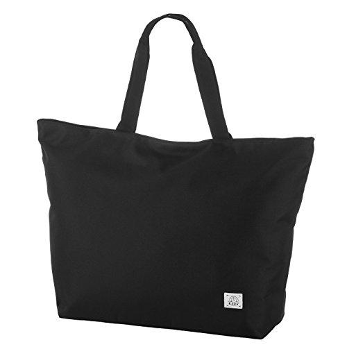 Rada City Shopper SB/7 XXL Einkaufstasche mit Reißverschluss, große Strandtasche/Badetasche für Sommer, Umhängetasche mit 45 Liter Volumen, robustes und wasserabweisendes 600D Polyester, Alltagstasche