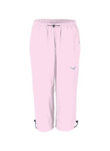 Trigema Damen Sporthose 506290 Rosa (hellrose 032)