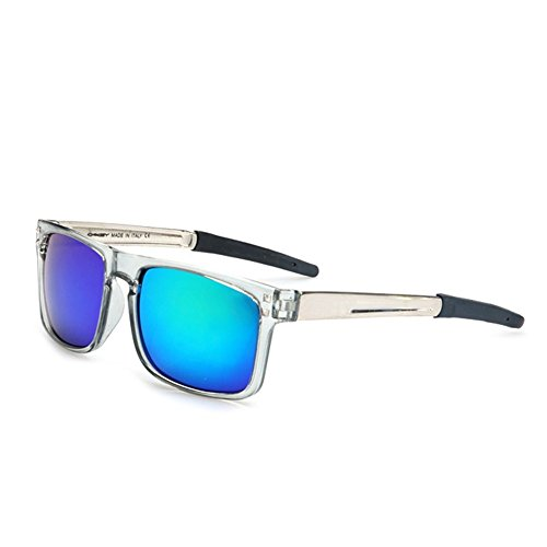 Z-P unisex fashion Riding glasses outdoor sports cool running sunglasses uv400 reflective 65mm