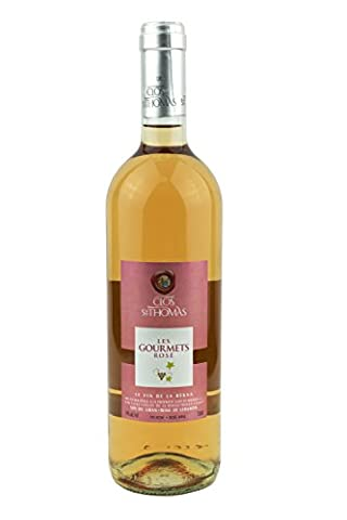 Chateau St Thomas, Les Goumets Rose 2012 75cl, Lebanese Fine Rose Wines
