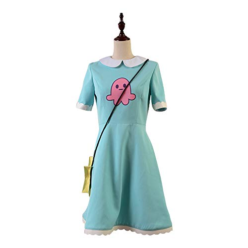 MingoTor Princess Prinzessin Dress Kleid Cosplay Kostüm Damen ()