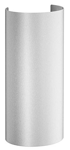 Wagner-EWAR Siphonverkleidung WP199 Edelstahl, Variante:Pulverbeschichtet weiß RAL