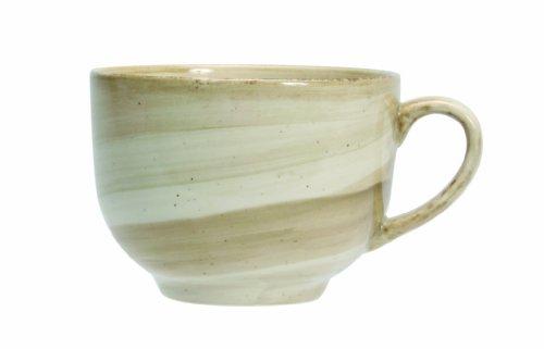 Quid 2058079 Jumbo-Kaffeetasse Paysanne, Steinzeug, 50 cl, Beige