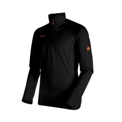 Mammut Eiger Extreme Moench Advanced ML Half Zip Longsleeve Shirt Men - Fleecepullover Mens Long Sleeve Half Zip