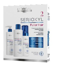 Loreal Hair Loss System SERIOXYL For Normal Hair and Coloured Hair Thinning Hair Product NEW Similar To NIOXIN (Step 2 Coloured Hair)