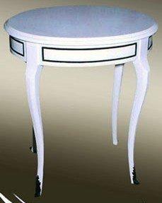 LouisXV Barock Beistell-Tisch Rokoko MoCoC09361 antik Stil Massivholz. Replizierte Antiquitäten...