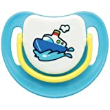 SILICONE PACIFIER STEP 3, SHIP