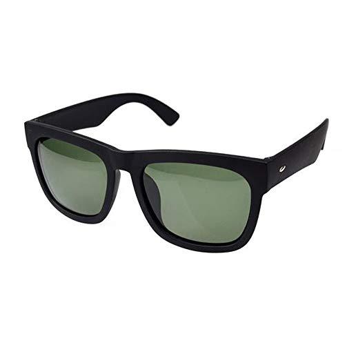 Yiph-Sunglass Sonnenbrillen Mode Sportarten wie Trekking-Mode für Herren & Damen Polarisierte Sonnenbrillen Ultraleichter Rahmen UV400 UV Dazzling Light Geeignet für (Color : Grün, Size : Kostenlos)