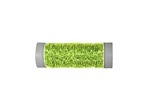 Import Allemagne Vert Pomme Zig Zag de 0.3mm - Bobine 35 mètres