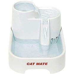 Pet Mate Cat Mate Abreuvoir pour Animal Domestique 2 L