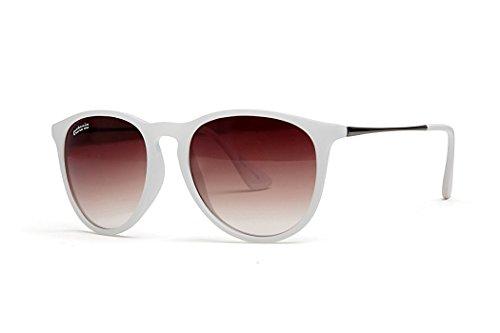 Catania Occhiali ® Sonnenbrille - Unisex Sonnenbrillen-Klassiker (UV400) - inkl. Catania Brillenetui