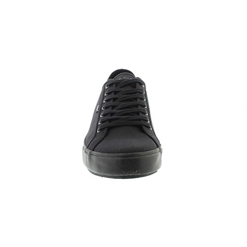 Kickers Herren Tovni Lacer Text Am Black/Black Sneaker Schwarz