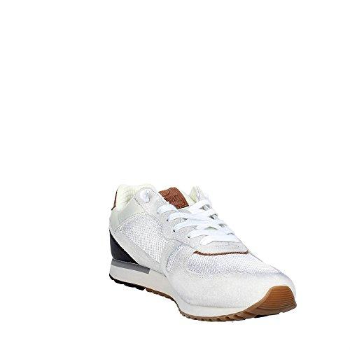 Lotto Leggenda S8840 Sneakers Homme Suède/tissu Blanc Blanc