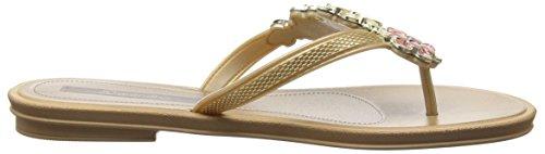Grendha Splendore Thong Fem, Tongs femme Or - Gold (gold 8290)