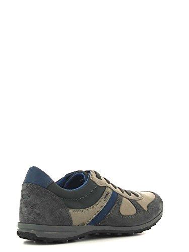 Geox U42z5a 0cl22 Baskets Uomo Nero - osteopathe-igny.fr eb6bf4c91cd