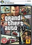 #5: Grand Theft Auto IV (PC DVD)