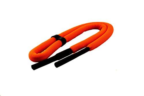 Edison & King Laccio per occhiali utilizzabile per il nuoto colori forti/fluorescenti scelta nella confezione da 1 o da 2 lacci