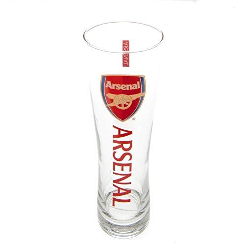 Arsenal hoch Bier Glas-Mehrfarbig