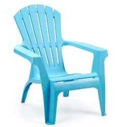 Lot de fauteuils bas Dolomite Turquoise Lot de 8 fauteuils