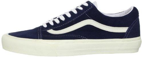 Vans U Old Skool Dress Blues/Neo, Sneaker Unisex – Adulto Blu ((vintage) dress blues)