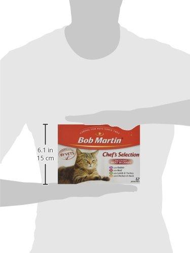 Bob Martin Cat Food Meat, 12x85g 5