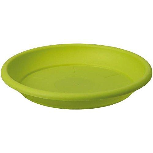 Deroma soucoupe sanremo - 45x45x5,5cm - vert olive