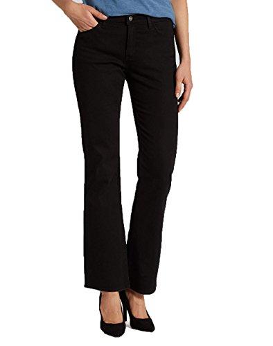 Wrangler Damen Tina rinsewash Jeans Gr. W32/L30, Black (Rinsewash)