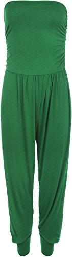 WearAll - Combinaison bain du soleil en style 'harem' - Combinaisons - Femmes - Tailles 36 à 42 Jade