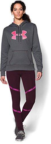 Under Armour Af Blh Printed Fill Sweat-shirt à capuche Femme Carbon Carbon Heather