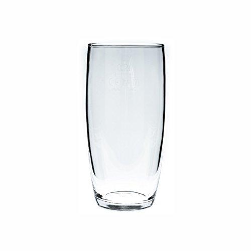 Arcoroc ARC 33027 Baril Wasserglas, 250 ml, mit Füllstrich bei 0,2l, Glas, transparent, 12 Stück