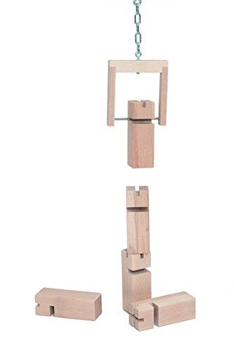 Fröbelturm - Das Original aus Buchenholz