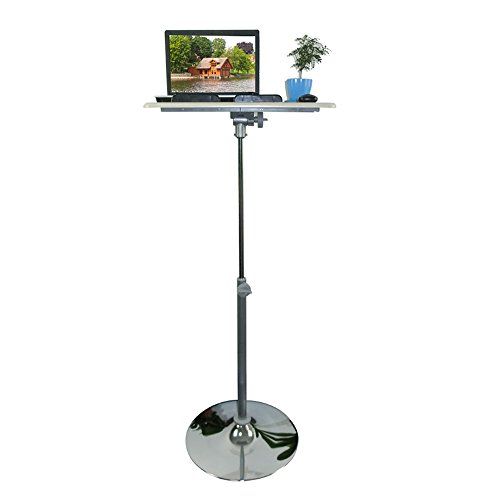 (DS-Computertisch Stand-up-Laptop-Tisch - Hubtisch Outdoor-Live-Desak-Steh-Art-Buch-Tisch Bewegen Sie den Projektor-Ständer Abwechselnd Lesen Schreiben Internet Office Kids Stehen auf, um mit dem Table)