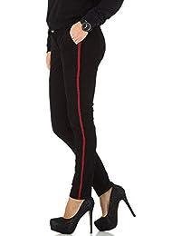 Suchergebnis auf Amazon.de für  hose mit seitenstreifen - Damen ... cb4e90b3ac