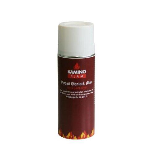 Ofenlack-Spray 400 ml silber matt