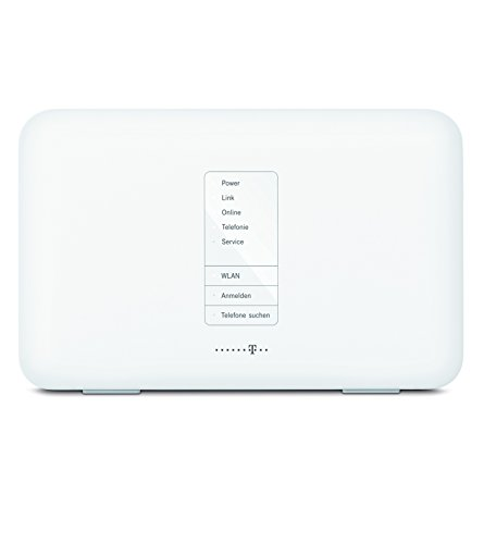 Telekom Speedport W724V WLAN-Router (4 X 1 Gigabit , NAS-Funktionalität, optimal für Entertain und IP-Telefonie)