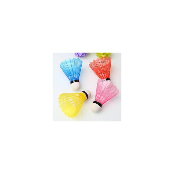 Gyronax A1 Premium Plastic Badminton Shuttlecock(Pack of 10)